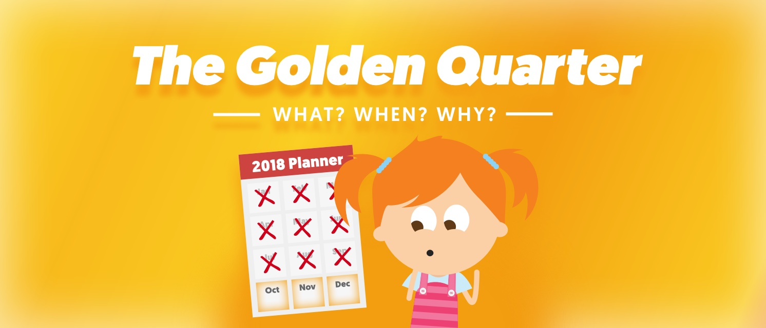 The Golden Quarter - What? When? Why?